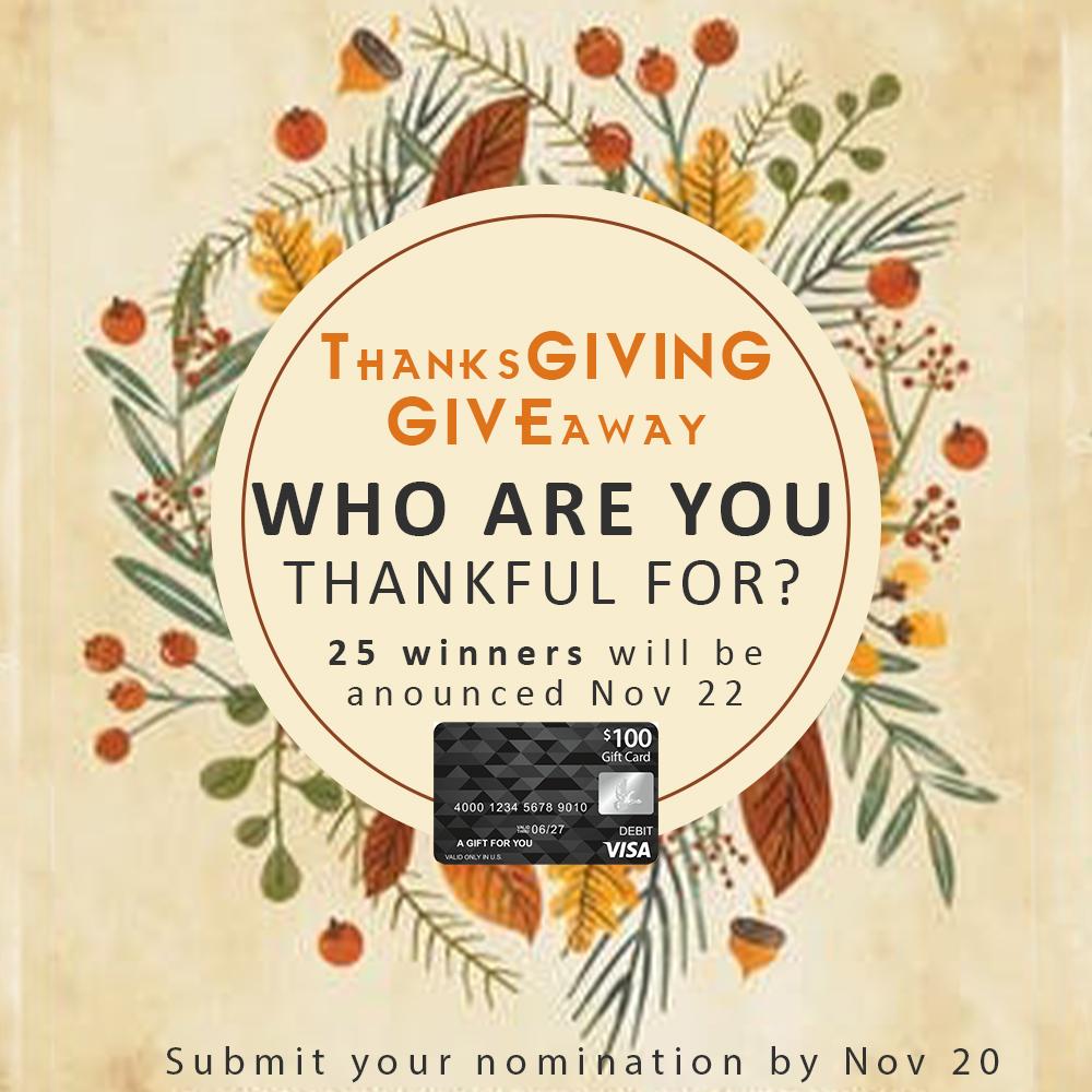 Attorney Ryan Alexander Hope & Help Thanksgiving